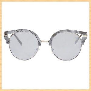 New Melt Round Cateye Sunglasses